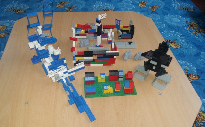 Lego store- natječaj