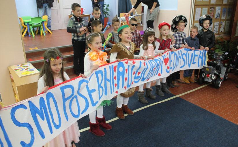 """Zajedničkom suradnjom za dobrobit djece (proslava 21. obljetnice """"Cvrčka"""")"""